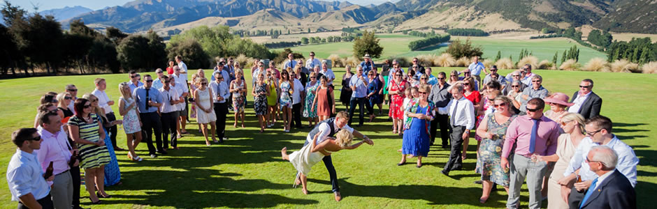 Lookout Lodge Wanaka Weddings